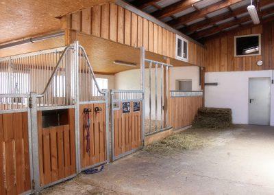 Essentalhof: Boxen-Impressionen (1)